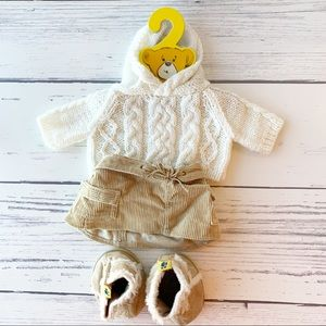 Build-A-Bear Winter Outfit